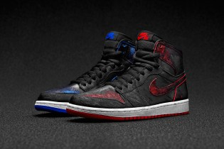 Nike SB x Air Jordan 1 by Lance Mountain