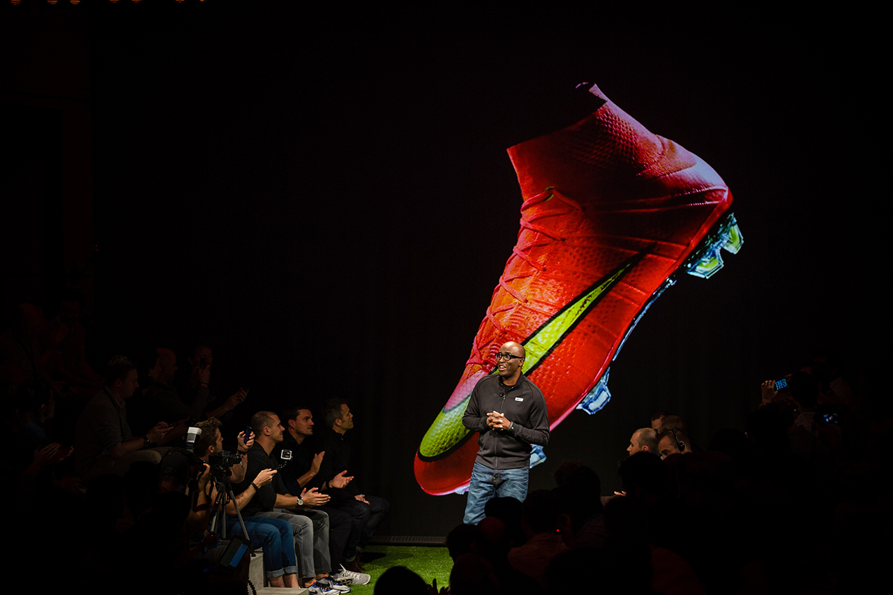 Nike Football's Innovation Showcase Unveils Its Latest Innovations Ahead of the 2014 World Cup