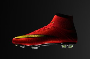 Nike Unveils the Flyknit Mercurial Superfly IV