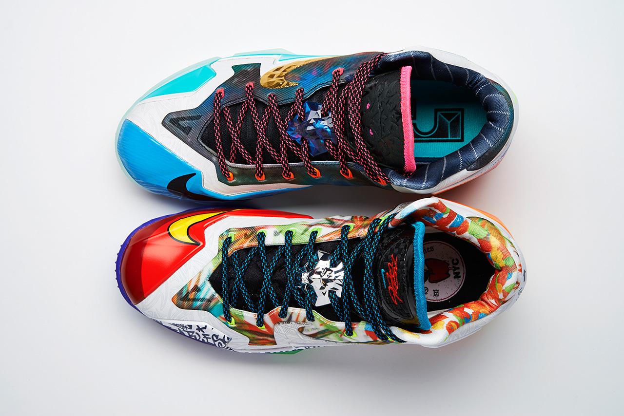 "Nike ""What The"" LeBron 11 & KD VI"