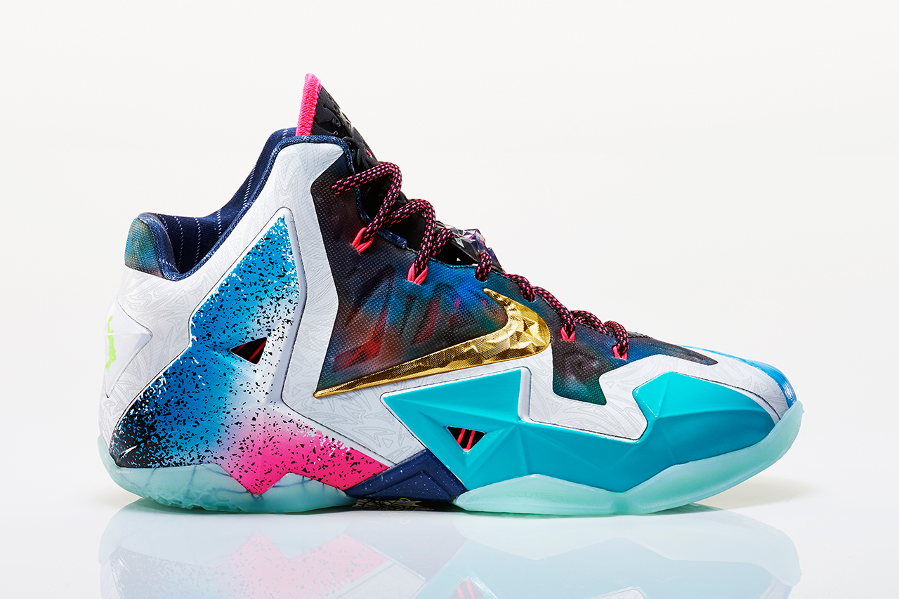 "Nike ""What The"" LeBron 11 & KD VI"