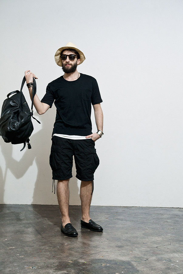 nonnative 2014 summer lookbook