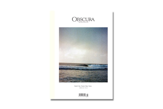 Obscura Magazine 2014 Spring Issue 15