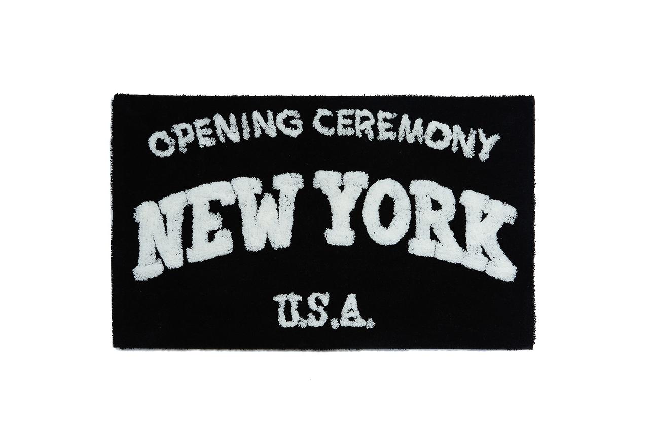 "Opening Ceremony x SECOND LAB ""New York"" Rug"