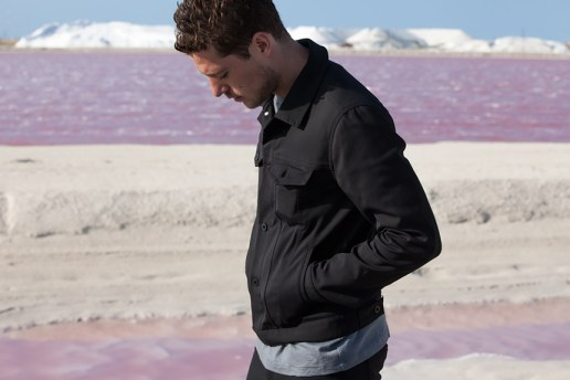Outlier 2014 Spring/Summer Shank Jacket