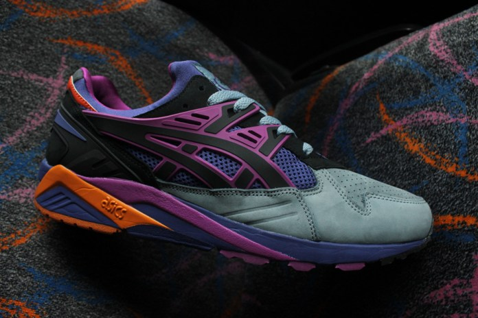 Packer Shoes x ASICS Gel-Kayano Vol. 2