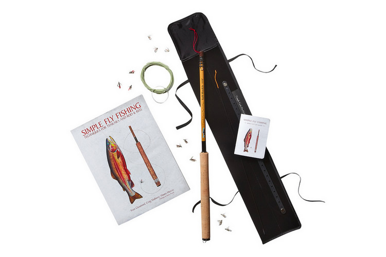 Patagonia Simple Fly Fishing Book & Kit