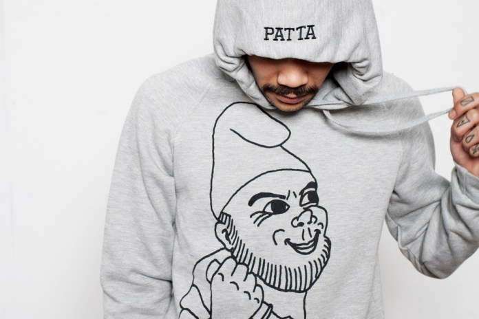 Patta 2014 Spring/Summer Lookbook