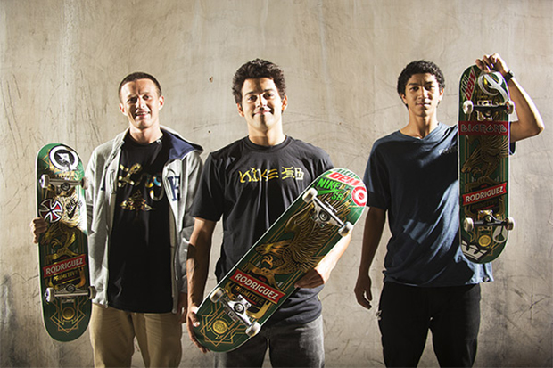 Paul Rodriguez Introduces Primitive Skateboarding
