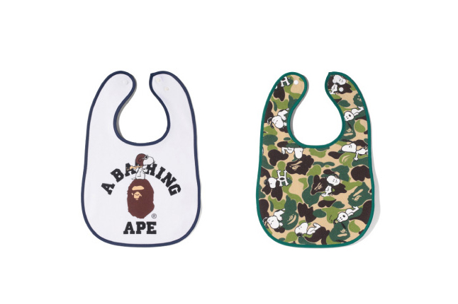 Peanuts x A Bathing Ape 2014 Collection