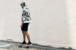 "Penfield 2014 Spring/Summer ""Palm Print"" Collection"