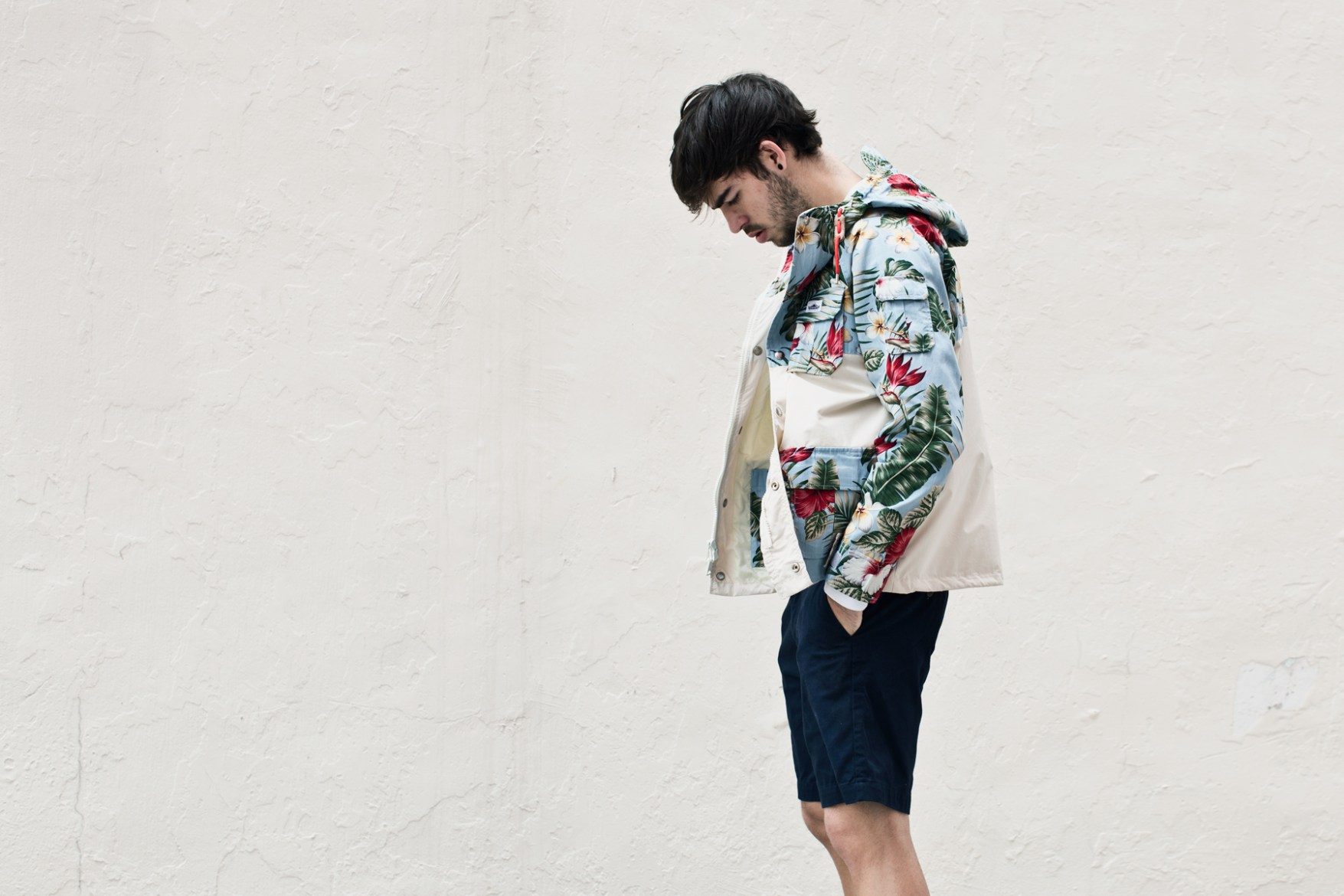"""Penfield 2014 Spring/Summer """"Palm Print"""" Collection"""
