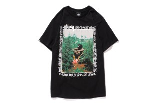 Peter Tosh x Stussy 2014 Spring/Summer Collection