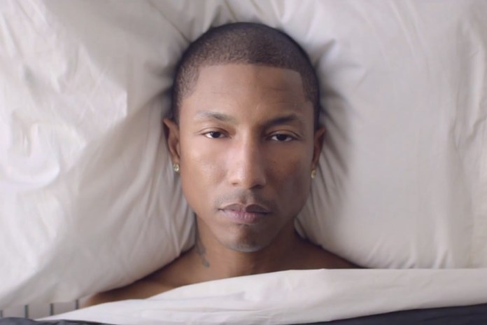 "Pharrell ""Marilyn Monroe"" Music Video"
