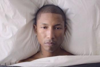 """Pharrell """"Marilyn Monroe"""" Music Video"""