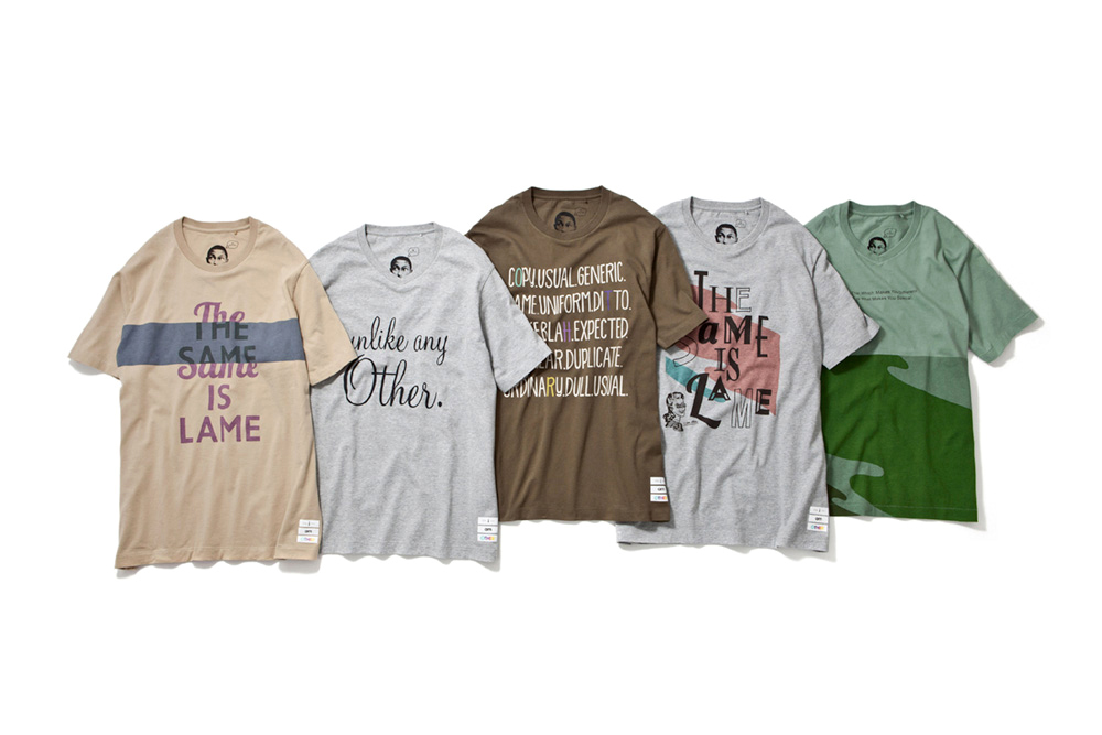 "Pharrell Williams x Uniqlo UT 2014 Spring/Summer ""i am OTHER"" Collection"