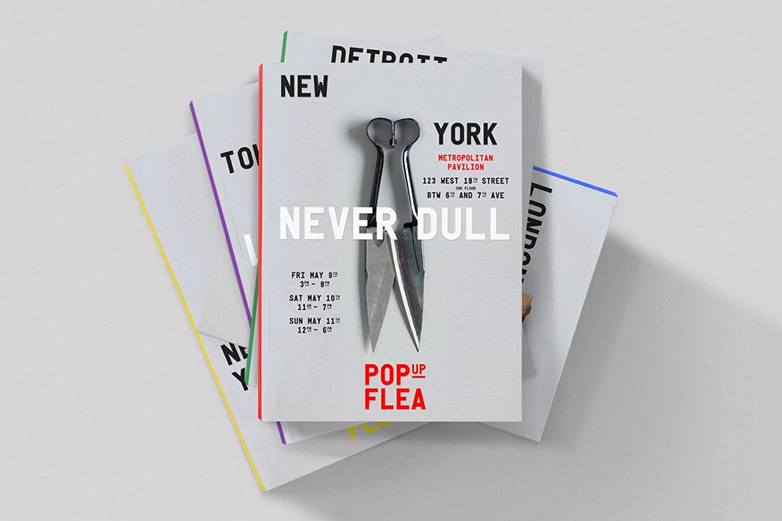 Pop-Up Flea Returns to NYC's Metropolitan Pavilion