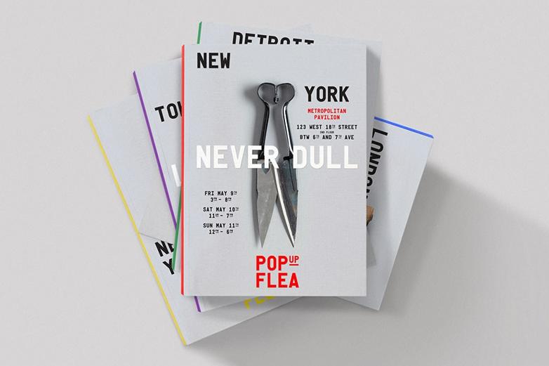 Pop-Up Flea Returns to NYC's Metropolitan Pavilion