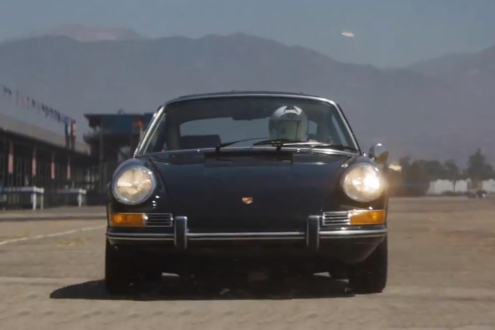 Porsche Restoration with Benton Performance