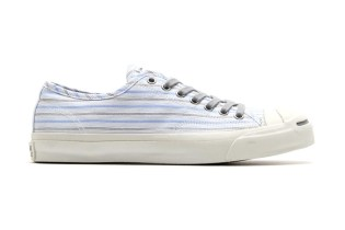 "Porter x Converse 2014 Spring/Summer Jack Purcell ""Stripe"" Pack"