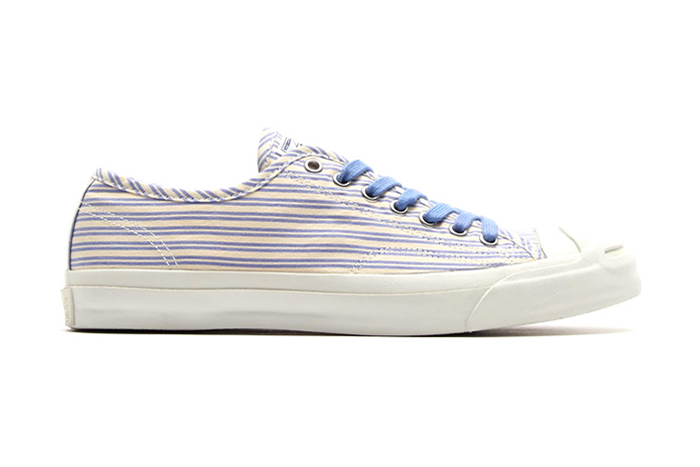 """Porter x Converse 2014 Spring/Summer Jack Purcell """"Stripe"""" Pack"""