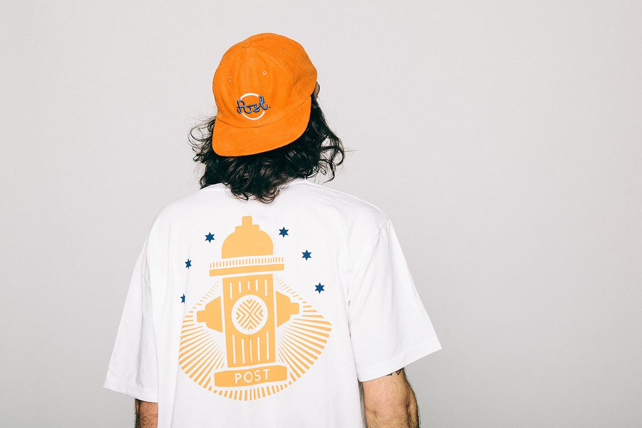 POST Caps & Details 2014 Spring/Summer Lookbook
