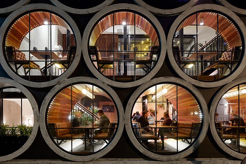 Prahran Hotel by Techné Architects