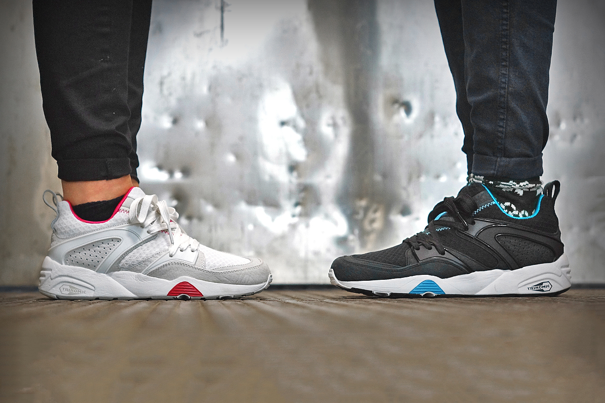 PUMA 2014 Spring/Summer Blaze of Glory Mesh Evolution
