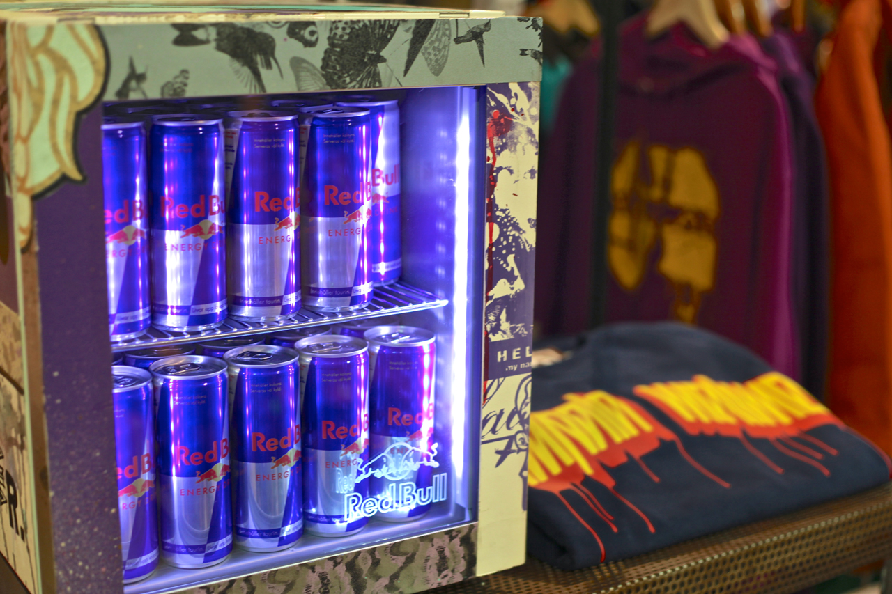 red bull curates proteges impala streetwear
