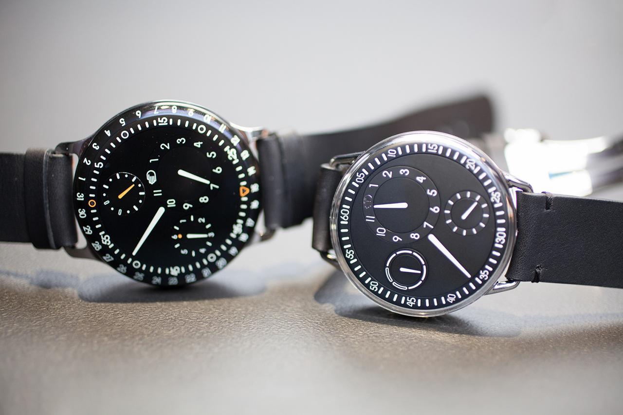 Ressence Type 1 Watch
