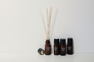 retaW Fragrance Desktop Reed Diffuser