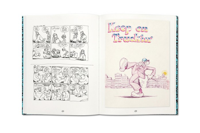 A Look Into the Work of a Legend with Robert Crumb's Sketchbooks 1964–1982