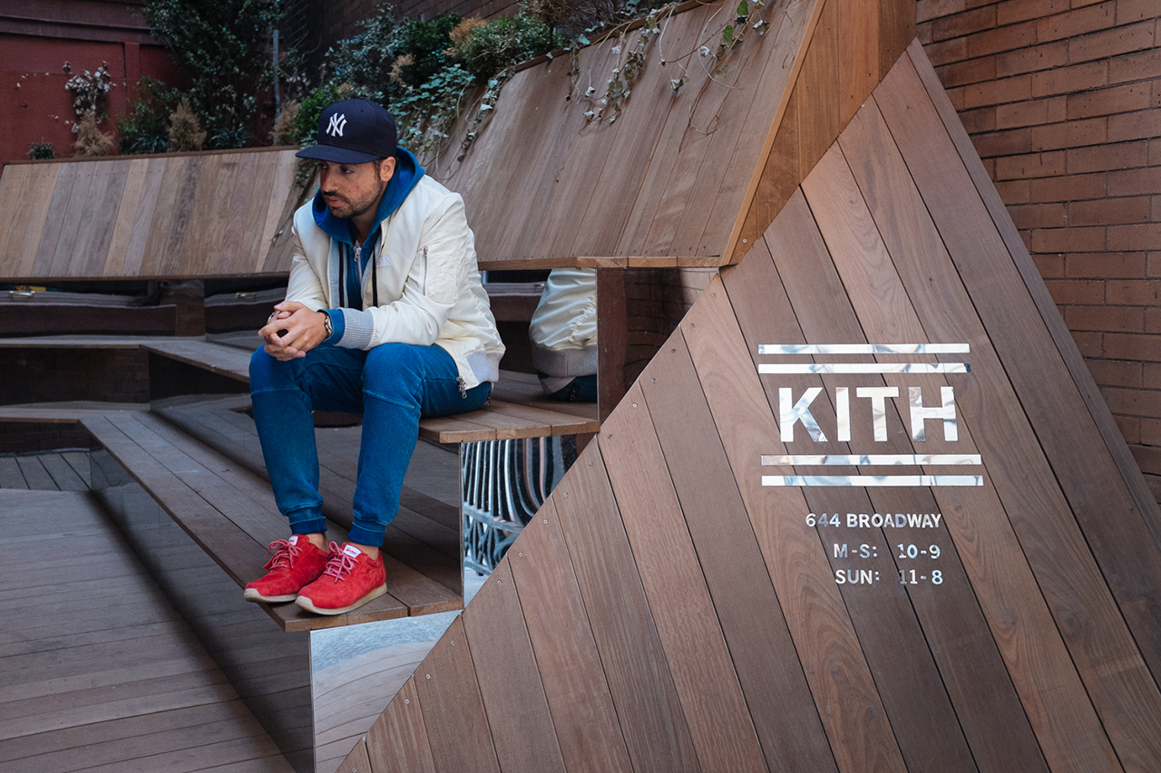 Ronnie Fieg On Kith's Rise