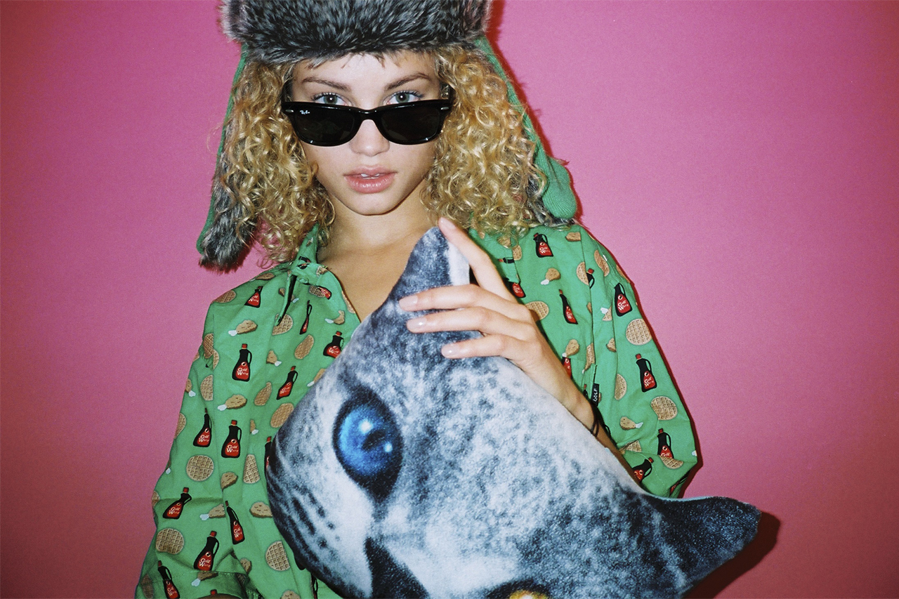 Rose Bertram by Tyler, The Creator for Oyster Magazine Issue 104
