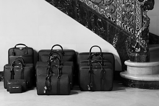Saint Laurent Monogram Luggage Collection