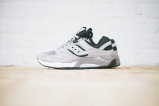 Saucony Grid 9000 Grey/Black