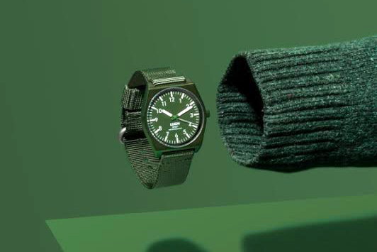 SCOUT by BIG-GAME x Lexon Watches