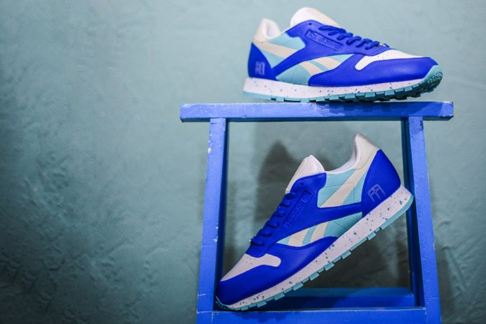 "SIZE Magazine x Reebok Classic Leather ""Galloping Horse"""