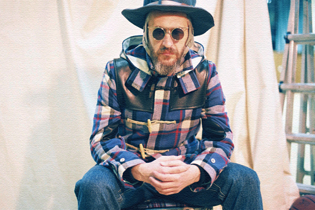 "Sneezer Parade 2014-15 Fall/Winter ""Old Man Basketball Team"" Lookbook"