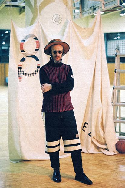 sneezer parade 2014 15 fall winter old man basketball team lookbook