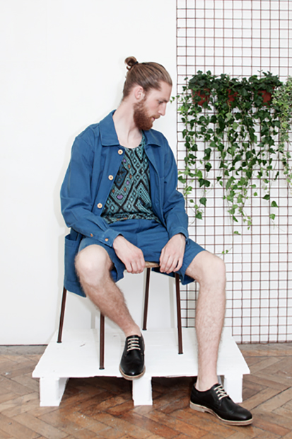 Son Of Wild 2014 Spring/Summer Lookbook
