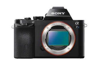 Sony Announces Full-frame Alpha a7s With 4K Video Output