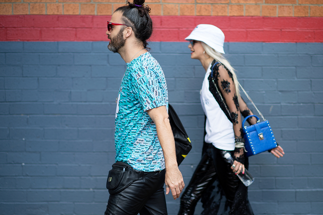 Streetsnaps: Fashion Week Australia