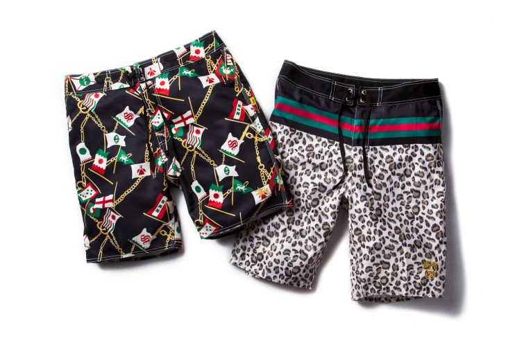 Stussy 2014 Spring/Summer Shorts Collection