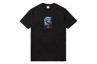 Supreme 20th Anniversary Collection Featuring Box Logo and Taxi Driver T-Shirts