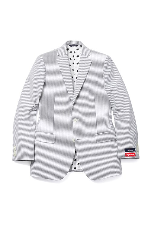 Supreme x Brooks Brothers 2014 Spring/Summer Collection