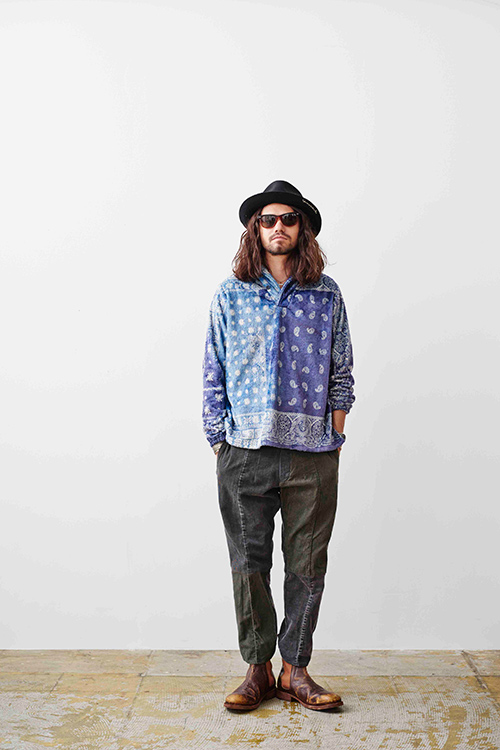 TALKING ABOUT THE ABSTRACTION 2014 Fall/Winter Lookbook