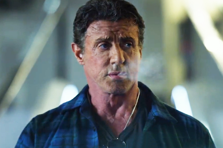 """The Expendables 3 """"Roll Call"""" Trailer"""
