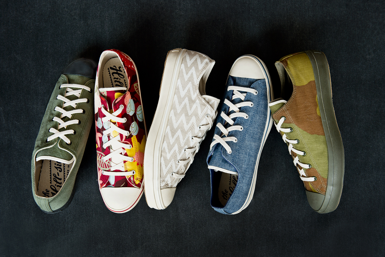 the hill side 2014 spring summer footwear collection
