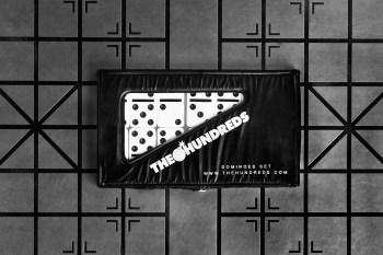 The Hundreds 2014 Spring/Summer Black Dominoes Set